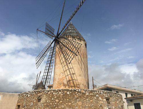 1. Etappenfahrt Mallorca vom 9.-16. April 2018