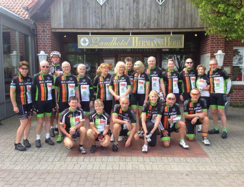 Etappenfahrt 2019 nach Legden im Münsterland