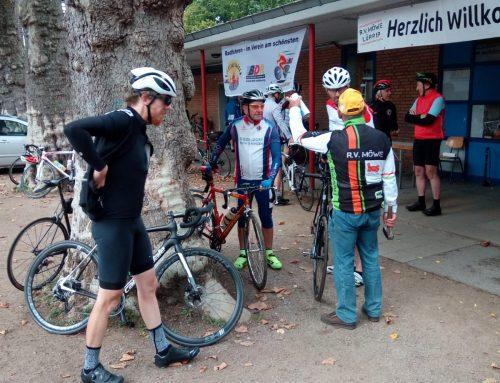 2. Radtouristikfahrt am 28. September 2019